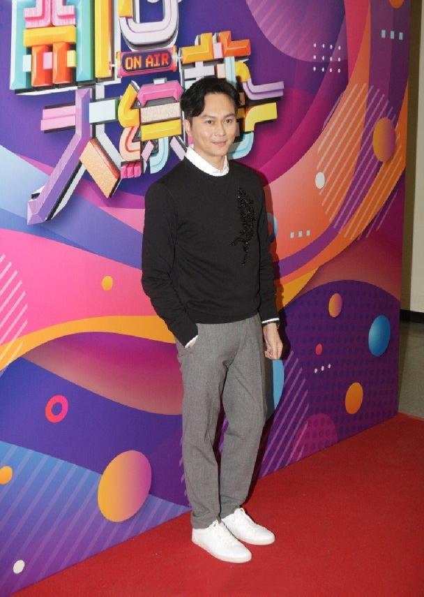 张智霖自曝有意重返TVB拍剧… 目前正细读剧本!-Woah.MY
